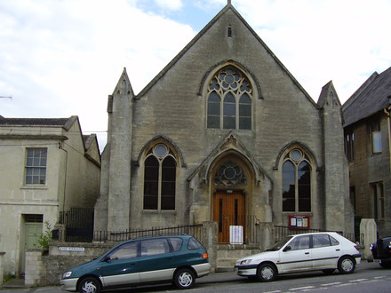 A picture for Box-Methodist-Church