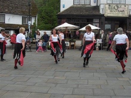 A picture for Malmesbury-Morris-Dancers