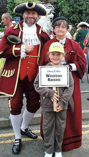 A picture for Owen-Collier-Town-Crier